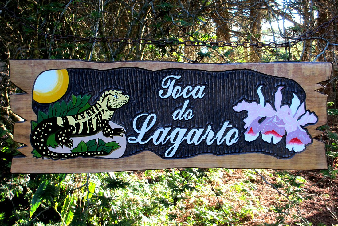 Toca do Lagarto